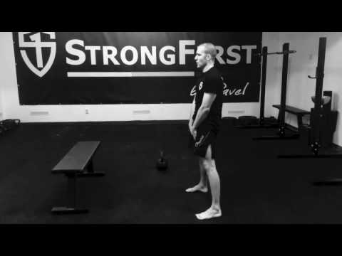 Simple & Sinister: A Tip for a Better Kettlebell Swing