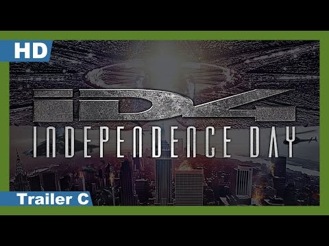 Independence Day trailers