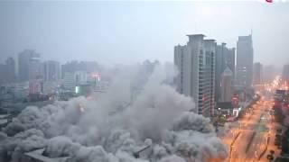 17가지 빌딩 붕괴 장면들 ㄷㄷ...