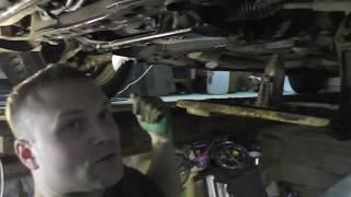 W 221 5.5 Когда ремонтируешь сам. Перила в готовности 60%
