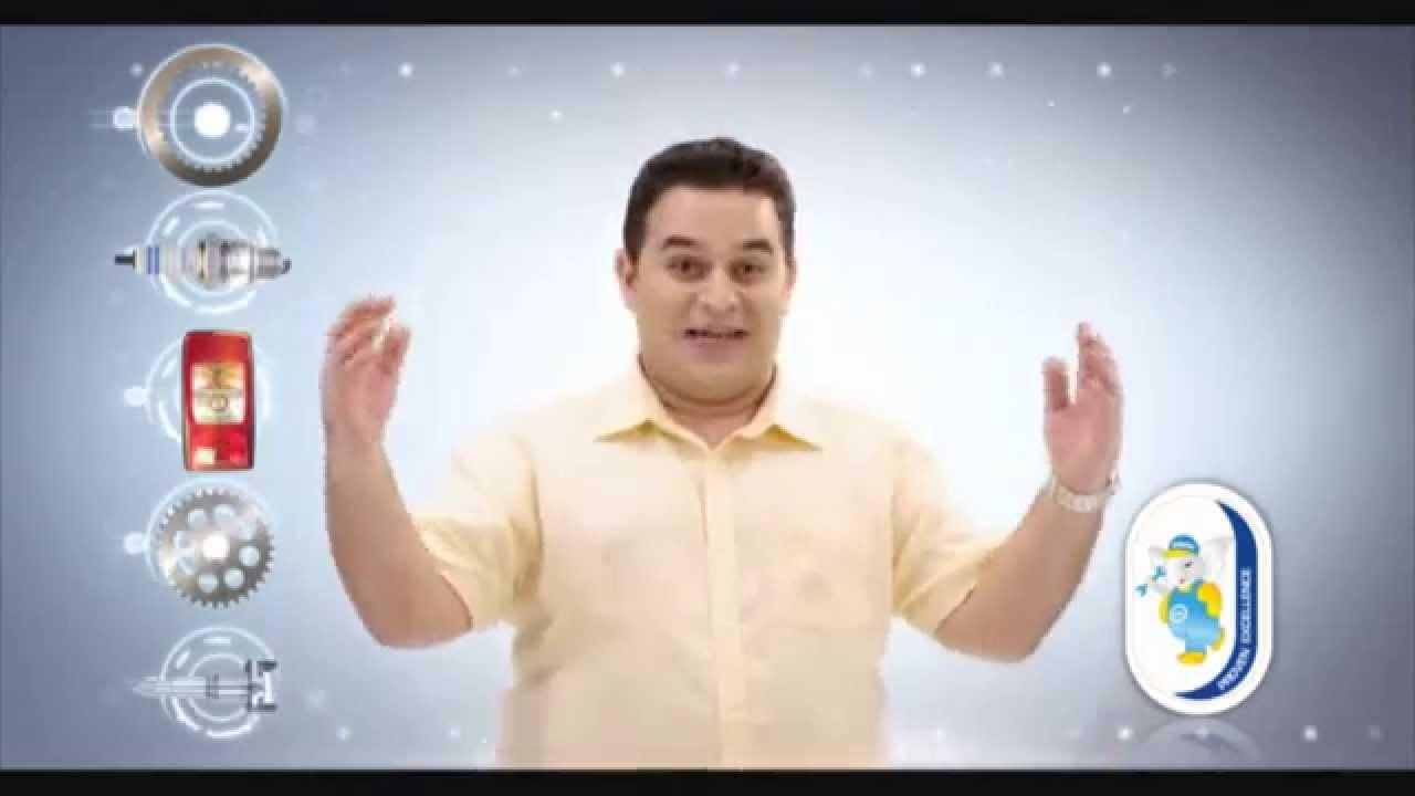 Bajaj Genuine Spare Parts - YouTube