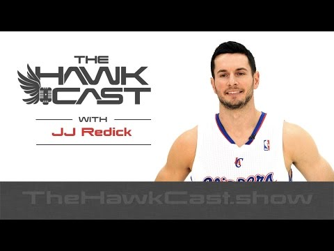 JJ Redick: Duke, Clippers, And The Vertical Podcast - The HawkCast