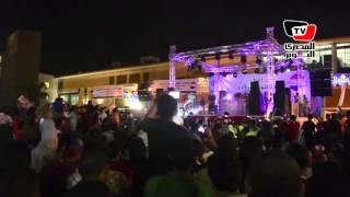 «إيساف» يحيي حفل «مستقبل وطن» في ذكري تحرير سيناء