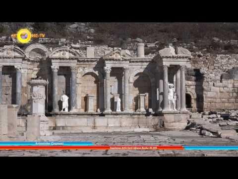 Sagalassos Antik Kenti Ağlasun Burdur 4K UHD