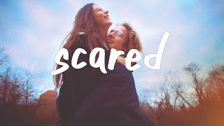 Jeremy Zucker - Scared (Lyric Video)