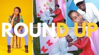 Round Up: Visa vya engagement ya MC Pilipili, kulia na tafsiri ya kisaikolojia ya uhusiano wake