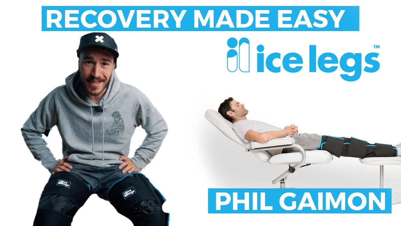 I Tested Phil Gaimon's Ice Legs Recovery Product!