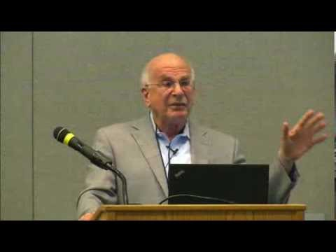 CASBS Fellow Daniel Kahneman on 'Thinking fast and slow'
