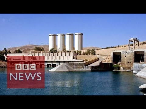 Why is Iraq's Mosul dam so important? BBC News