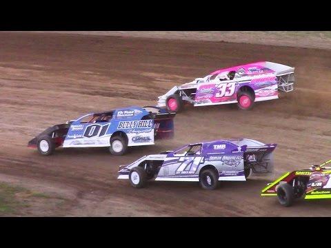RUSH Pro Mod Feature | McKean County Raceway | 4-22-17