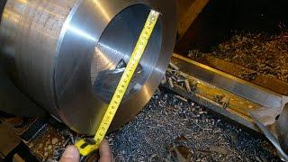 Как сделать большое отверстие в металле / How to Cut Holes in Metal