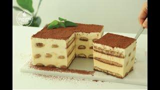 Tiramisu Cake Recipe from Scratch