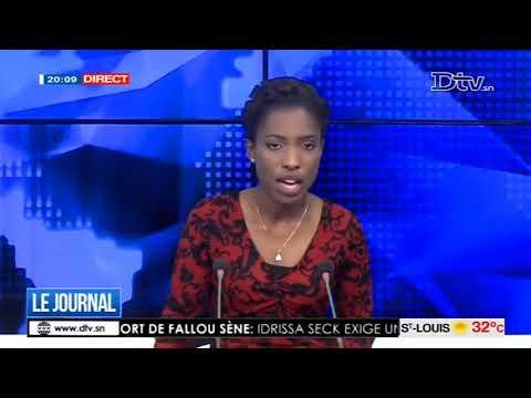 JT Français 20h  du mercredi 16 mai 2018