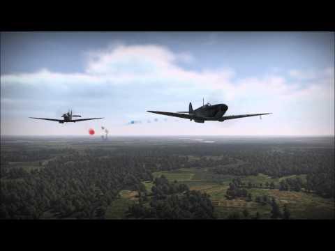 Virtual Air Cadet Aerobatics Team! Their Finest Hour Trailer
