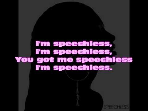 Ciara- Speechless  (Lyrics On Screen + HQ).flv