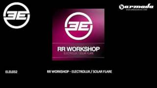 RR Workshop - Electrolux (Original Mix) (ELEL032)