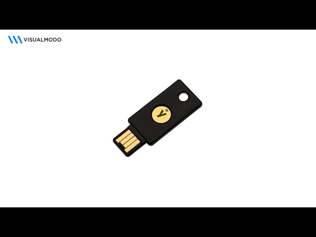 YubiKey 5 NFC Unboxing