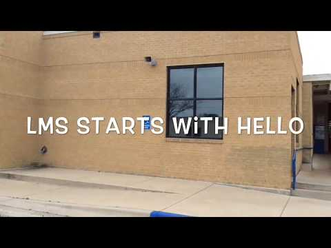 Lampasas Middle School Starts With Hello