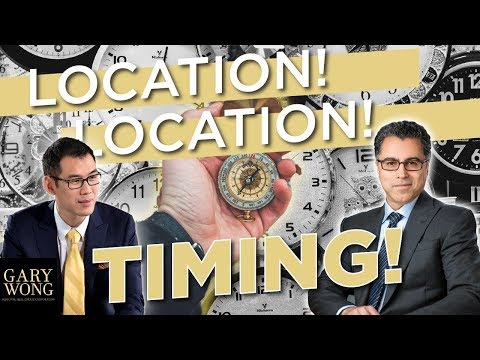 Timing vs Location | Invest in US or Canada l Interview With Harmel Rayat