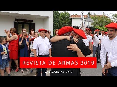 REVISTA DE ARMAS 2019 completa SAN MARCIAL   Txingudi Online
