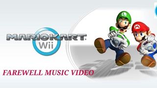 Mario Kart Wii Temporary Farewell To Dry Bowser Thank You