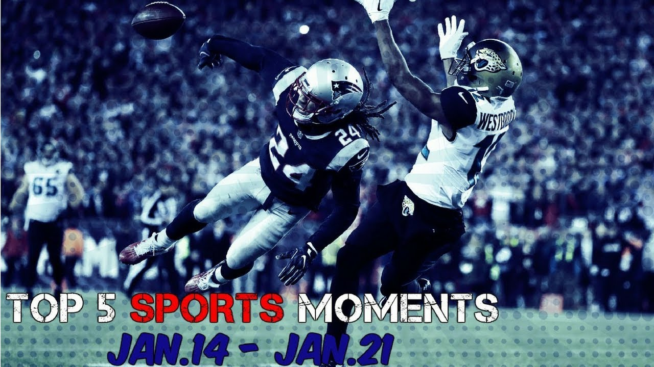 Top 5 Sports Moments Of The Week Jan 15 21 2018 Youtube