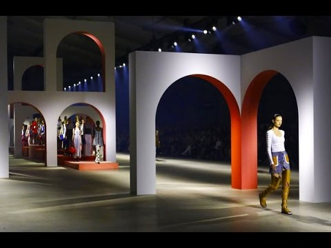Kenzo | Spring Summer 2016 Full Edited Show | Exclusive