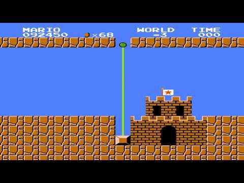 Super Mario Bros. Minus World Beyond (SMB ROM Hack) (Gameplay)