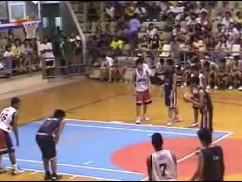 Saint Peter's College of Ormoc vs New Ormoc City National High School Championship Game 4 2009 Full