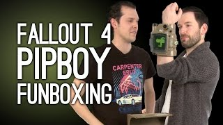 Fallout 4 Pipboy Edition Unboxing With iPhone 6, iPhone 5S - Funboxing(, 2015-11-04T19:29:30.000Z)