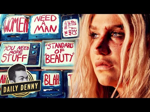 Kesha Releases Emotional First Single in 4 Years 'Praying' | Daily Denny