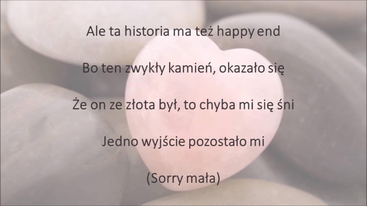 Enej Kamien Z Napisem Love Tekst Youtube
