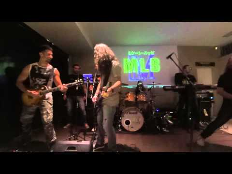 Michele Luppi Band - Easy lover (Phil Collins cover) [live]