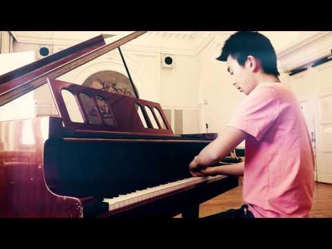 Itro - Panda (Piano cover) by David Fang