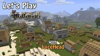 Let's Play Millenaire - Day 15 - Village Raiding!.