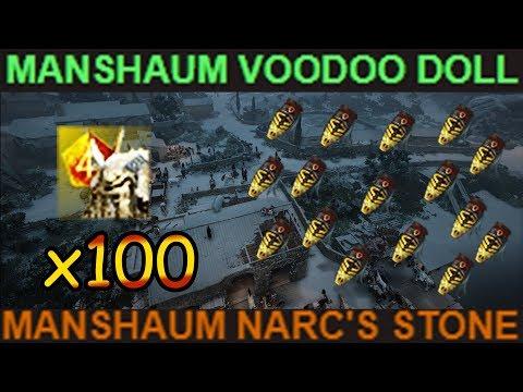 500 Voodoo Doll's IS IT WORTH IT?!   Black Desert Online