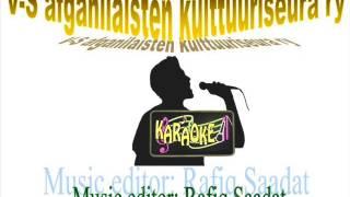 afghan karaoke, Qarsak