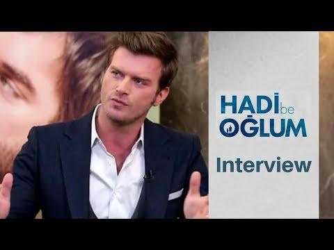 Kivanc Tatlitug CNN Turk Interview Hadi Be Oglum- English Subtitles