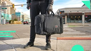 Tom Bihn Aeronaut 45 Review   Maximum Sized Carry-On Travel Backpack