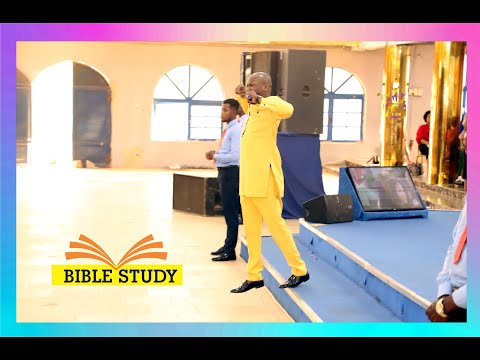 POWER OF MID-NIGHT PRAYERS By Apostle Johnson Suleman (BIBLE STUDY - 15th Sept. 2020)