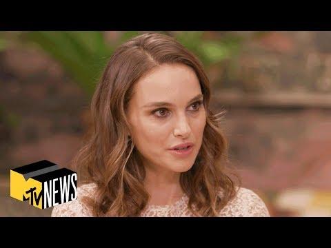 Natalie Portman on 'Vox Lux', Comparing Celeste to Kanye West & More | MTV News Mp3