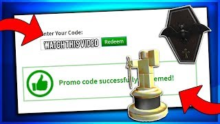 *AUGUST* ALL WORKING PROMO CODES ON ROBLOX 2019| ROBLOX PROMO CODES (NOT EXPIRED!)