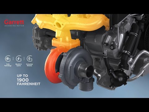 Turbo Technology Expertise | How a Turbo Works | Benefits and Features | Garrett - Advancing Motion