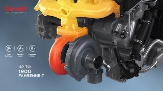 Turbo Technology Expertise | How a Turbo System Works | Garrett - Advancing Motion thumbnail