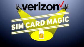 Use Your Verizon Sim Card in Multiple Devices