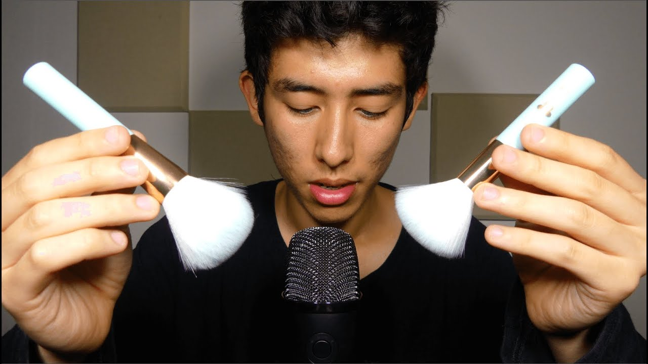 HIGHLY sensitive asmr in a PROFESSIONAL studio