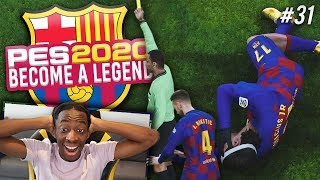 REAL MADRID TRIED TO BREAK MY LEG?!?!?! - THE ADVENTURES OF MANICIUS JR! - EP#31