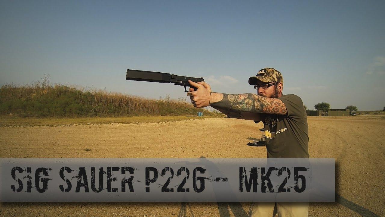 Sig Sauer P226 Mk25 Review