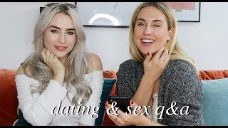 DATING & SEX Q&A! #DatesWithKate