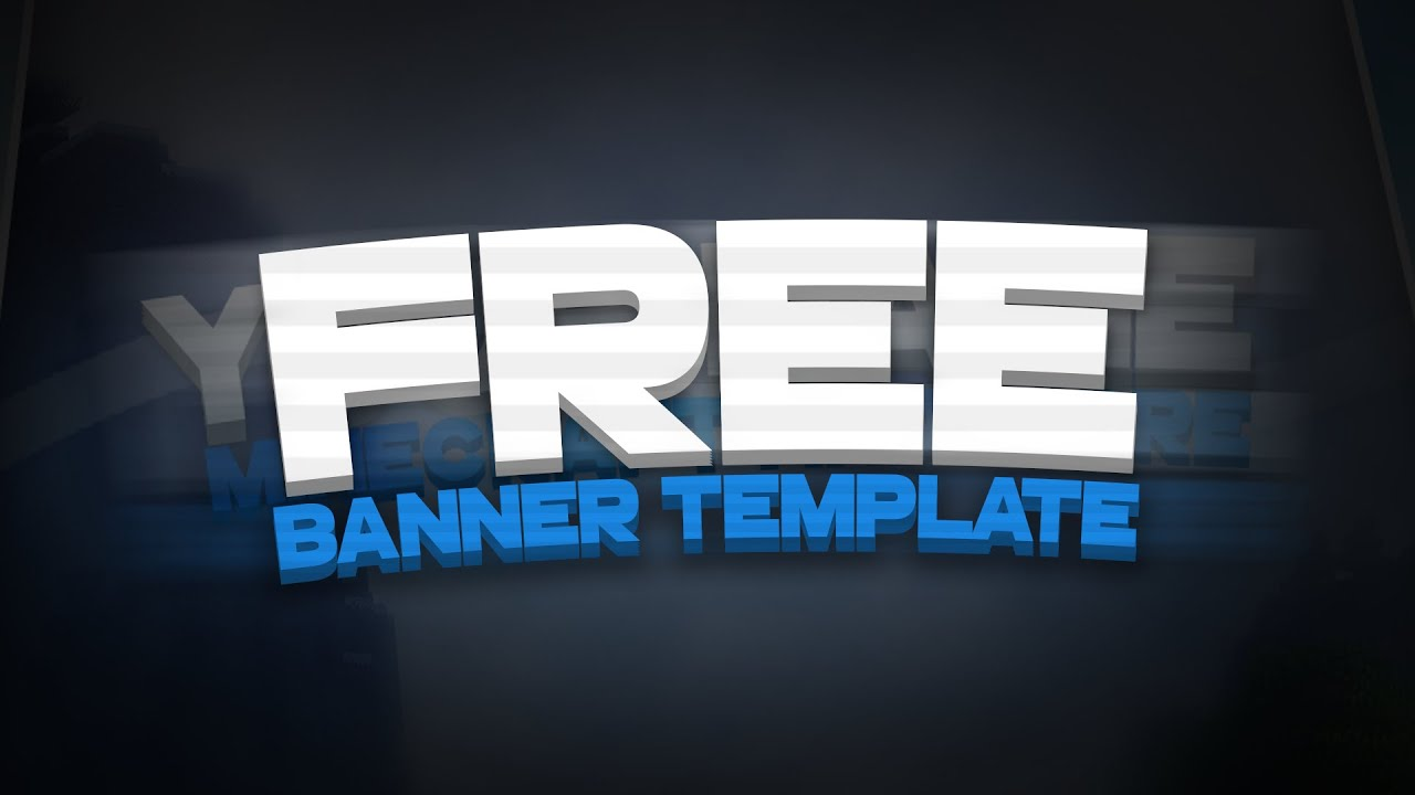minecraft banner template by unique youtube. Black Bedroom Furniture Sets. Home Design Ideas